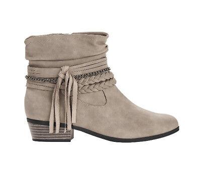 Wonder Nation Fashion Fringe Cowboy Boots Size 2