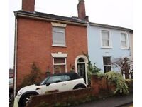 2 bed victorian end terrace house for sale with walled garden and large cellar