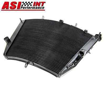For 2006-2011 Suzuki GSXR 600 750 GSX-R600 GSX-R750 Aluminum Radiator Cooler