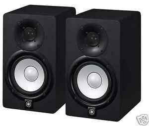 *PAIR* Yamaha HS8 Active Powered Monitor Speakers
