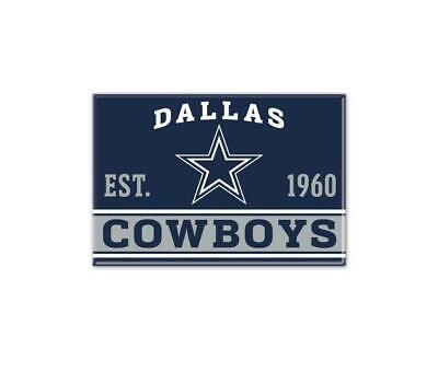Magnet mit Logo,NFL Football,Team Gründungsjahr (Dallas Cowboys Team)