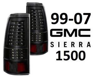 1999-2007 Sierra/Silverado aftermarket LED tail lights