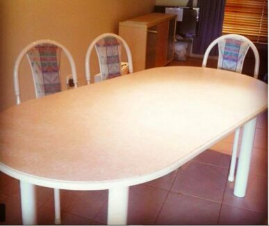 Dining Set Table + 6 Chairs Dubbo 2830 Dubbo Area Preview