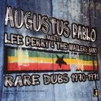 Meets Lee Perry & Wailers Band - Rare Dub-Augustus Pablo-CD