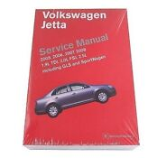 VW Jetta Bentley Manual