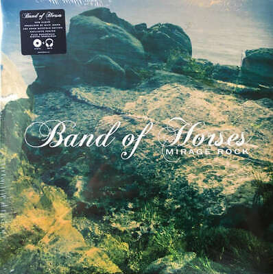 Band Of Horses - Mirage Rock (LP, Album, 180) Vinyl Schallplatte - 152528 (Band Of Horses Vinyl)