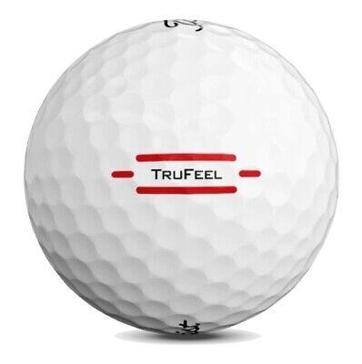 24 x TITLEIST Golf Balls - Pearl / AAA - AVX/TruFeel/TruSoft/Tour Soft/Velocity