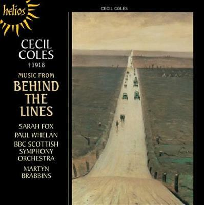 CECIL COLES: MUSIC FROM BEHIND THE LINES NEW CD (Cecil Coles)