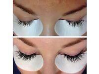 Eyelash extensions and Eyebrow Microblading