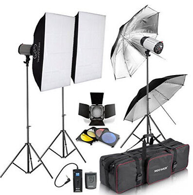 Вспышки и компелкты 750W Professional Photographic