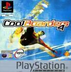 Cool Boarders 4 (platinum) (PlayStation 1)