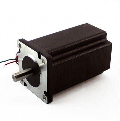 Nema23 570ozin 5a 14 Dual Shaft Stepper Motor Kl23h2100-50-4bm