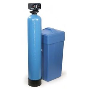 Fleck 5600 Timed Water Softener With Free Bypass **Ships Loaded**