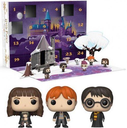 Funko Pocket POP! Harry Potter Advent Calendar [24 Mini Vinyl Figures]