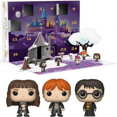Funko Pocket POP! Harry Potter Advent Calendar [24 Mini Vinyl Figures]