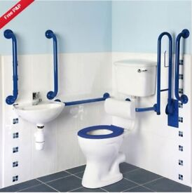 DOC M Bathroom suite