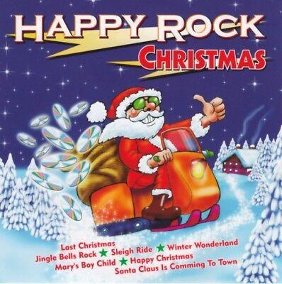 Santa Claus & His Rockin' Snowmen - Happy rock christmas - CD -