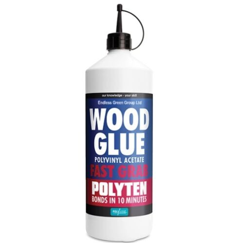 Humbrol Polyten Adhesive Dries Clear Pva Strong