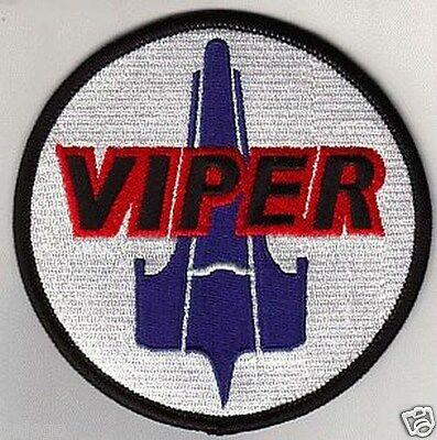 BSG VIPER PILOT PATCH - BSG03