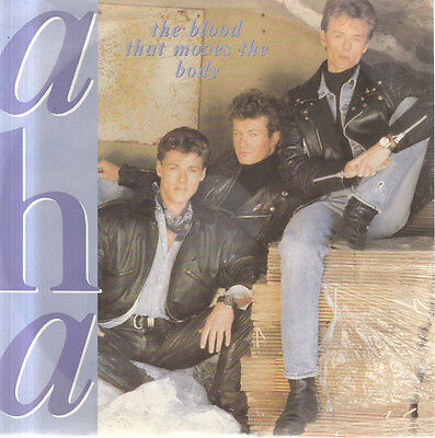 A-HA - The Blood That Moves The Body 7