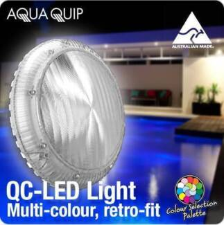 AQUAQUIP EVOMAX LED 12V SWIMMING POOL LIGHT