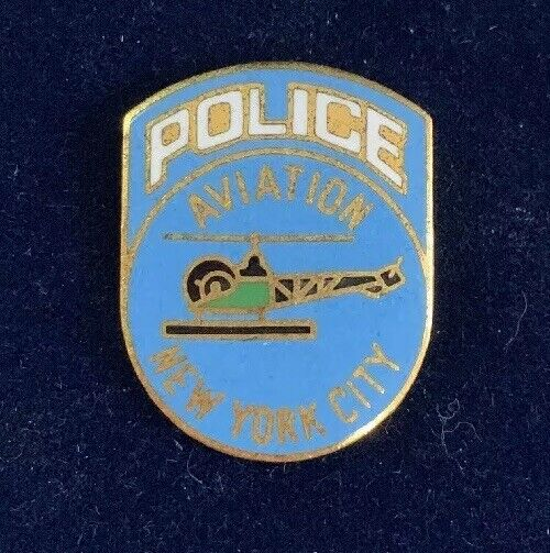 CITY POLICE DEPARTMENT AVIATION PIN