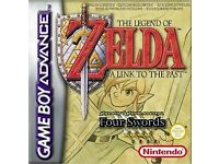 Boxed Legend Of Zelda Games Wanted