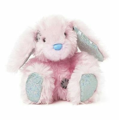 """My Blue Nose Friends - Twinkletoes the Flop Ear Rabbit 4"""" Soft Plush"""