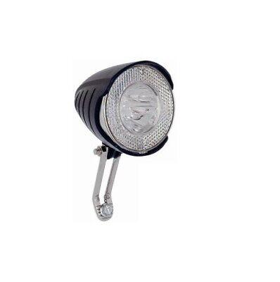 BÜCHEL LED Scheinwerfer mit Standlicht + Sensor SECU CITY S SENSO 30 Lux schwarz