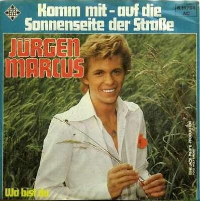 Jürgen Marcus - Komm Mit - Auf Die Sonnenseite De 7