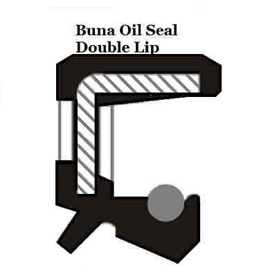 Metric Oil Shaft Seal 60 X 85 X 12mm Double Lip  Price For 1 Pc