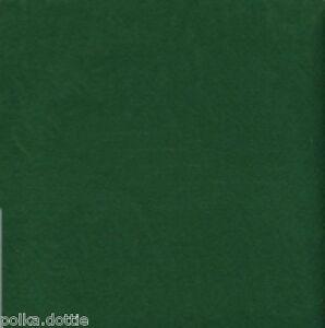 Green Sticky Back Felt Sheet  Self-Adhesive 23cm x 30cm