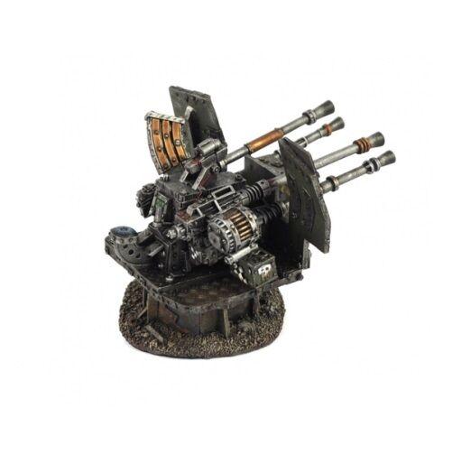 Orc Flakvierling | Miniset net - Miniatures Collectors Guide