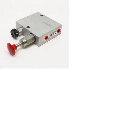Genie Z-208 Manifold Brake Release With Valves 42093