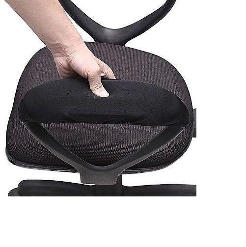 Memory Foam Arm Pads for Office Desk Chairs Armrest Foam Set