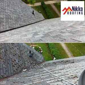 Nikko Roofing - Professional and Insured!!! London Ontario image 1