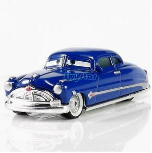 100-1-55-Original-Mattel-Disney-Pixar-Rare-Doc-Hudson-Diecast-Metal-Car-Truck