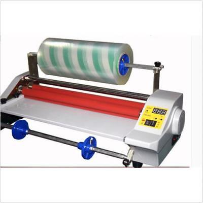 Brand New Fm 480 Laminator Four Rollers Hot Roll Laminating Machine Y