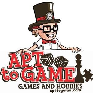 Board Games, Card Games, Miniatures, RPGs and more!