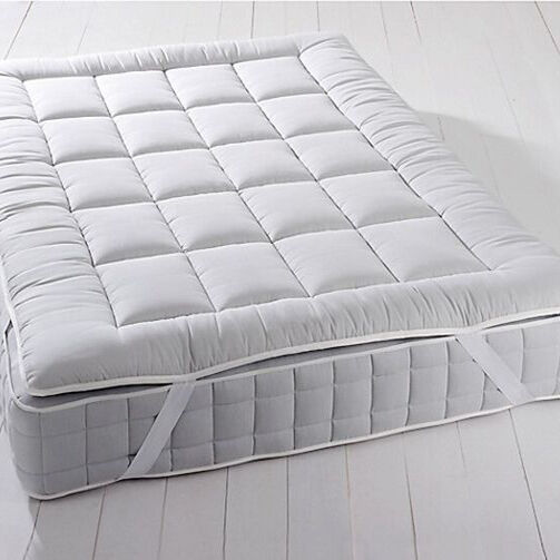 Royal Plush Mattress Topper 2 Inches Overfilled Down Alterna