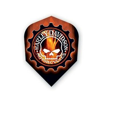 New  Asst  Harley Davidson Dart Flights  30 Styles Available  1 Of 4 Listed