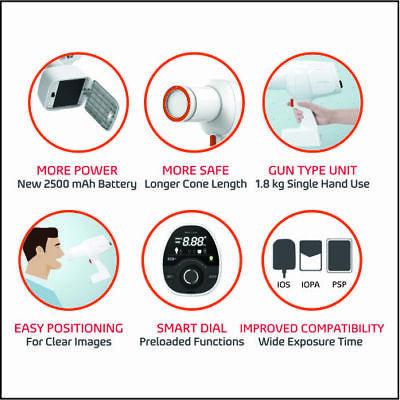 New Vatech Ezray Plus Air Portable X- Ray Machine Same As Nomad Pro 2