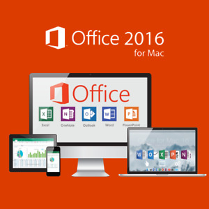 Microsoft Office for Mac - $40 Installed!