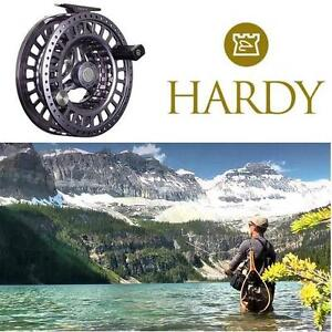 NEW HARDY ULTRALITE FISHING REEL ULTRALITE SDS 8000 SIZE #8/9 - FLY FISH FISHING CAMPING OUTDOORS 101189033