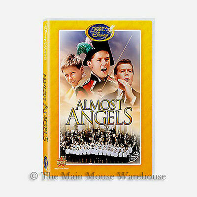 Wonderful World Of Disney Vienna Boys Choir Almost Angels Aka Born To Sing Dvd