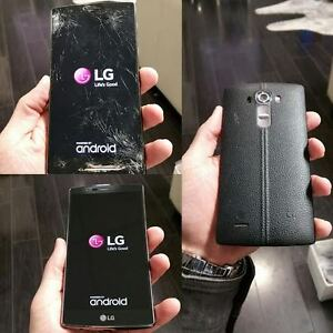 SCREEN REPLACEMENT FOR ALL SAMSUNG, SONY, LG, NEXUS, GOOGLE