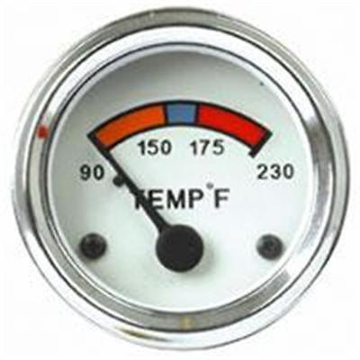 Ford Dexta Super Dexta Tractor Temp Temperature Gauge 957e10883
