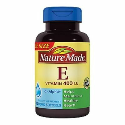 Nature Made Vitamin E 400 IU 300