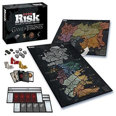 Usaopoly Risk Game Of Thrones Board Game Strategy Game Of Thrones Game Toy Play | eBay