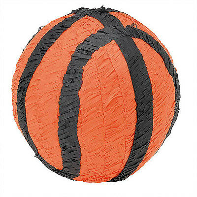 Basketball pinata perfect for the sports fanatic!